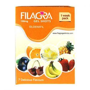 Buy Filagra Gel Shots 100mg online