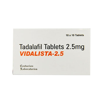 Buy online Vidalista 2.5mg legal steroid
