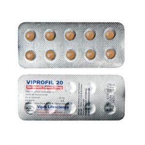 Buy Viprofil 20mg online